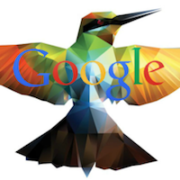 google hummingbird updates