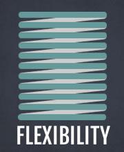 content flexibility