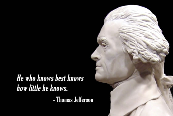 Thomas Jefferson on Testing