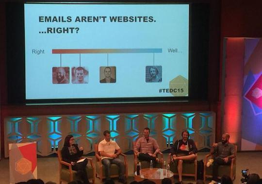 TEDC15 Panel Discussion