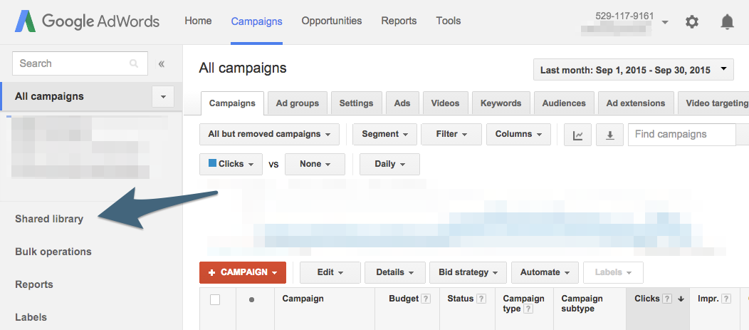 Adwords Customer Lists